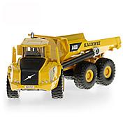 Vehículo de construcción Juguetes Juguetes de coches 1:87 Metal ABS Plástico Amarillo Modelismo y Construcción