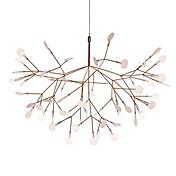 シャンデリア ,  現代風 田舎風 ビンテージ 真鍮 特徴 for LED メタル リビングルーム ベッドルーム ダイニングルーム 研究室/オフィス キッズルーム