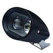 Jiawen 30w moto vehículos de carretera faros modificados maquinaria de ingeniería luces focos luces de trabajo