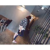 暗い塗料摩耗足の鉛筆のズボンのスリム薄い9ポイントのジーンズの韓国語バージョンを購入する韓国