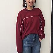 風野生のファッションソリッドカラー緩い長袖オープンワイヤハイネックセーターヘッジのシックな韓国の研究所に署名