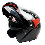 Integral Anti Neblina Respirável capacetes para motociclistas