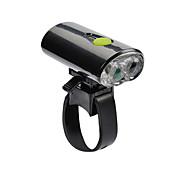 LED svítilny Čelovky Světla na kolo LED Cyklistika Dobíjecí Malé USB Lumenů USB Chladná bílá Cyklistika