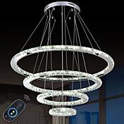 Lámparas Araña ,  Moderno / Contemporáneo Tradicional/Clásico Tiffany Campestre Galvanizado Característica for Cristal LED MetalSala de