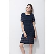 Signo fig ebay aliexpress europa y américa sexy vestido de encaje y largas secciones slim gran spot