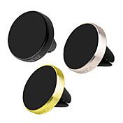 ziqiao univerzální odvzdušňovací ventil magnetický držák do auta držák mobilního telefonu kolébka pro iPhone 5 5c 5s 6 6s 7 a samsung