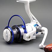 リール スピニングリール 5.2:1 12 ボールベアリング 右利きの 一般的な釣り-GF4000
