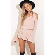Europa 2017 nuevo aliexpress ebay que vende el vestido sin mangas del arnés de largo-envuelto