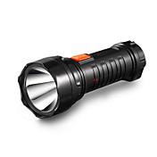 yage-3738 led 1pcs懐中電灯再充電可能なトーチ内蔵バッテリライト2モードの灯篭linterna灯火torche電池の内側