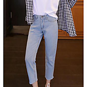 レディース ストリートファッション ハイライズ スリム strenchy ジーンズ パンツ ゼブラプリント
