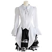 コスプレスーツ ドレス に触発さ コスプレ コスプレ アニメ系 コスプレアクセサリー 多くのアクセサリー ポリエステル 女性用