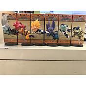 Аниме Фигурки Вдохновлен Жемчуг дракона Goku ПВХ 8 См Модель игрушки игрушки куклы