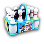 Juegos de Deporte y Exterior Cilíndrico Plásticos 1-3 años de edad 3-6 años de edad