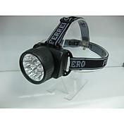 Linternas de Cabeza LED Lumens 1 Modo LED No incluye baterías Fácil de Transportar para Camping/Senderismo/Cuevas De Uso Diario Ciclismo