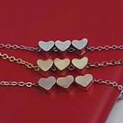 Joyería básica del cromo de los collares del ahogador de las mujeres para la fiesta nupcial de la recepción nupcial del partido de la