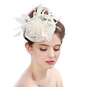 Damer Hat Mode Bøllehat,Hør Forår/Vinter Sommer Solid