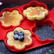 1個 Cookieツール 卵のための 調理器具のための シリコン ベーキングツール 環境に優しい