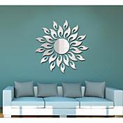 ロマンティック 形 抽象 ウォールステッカー ミラー・ウォールステッカー 飾りウォールステッカー,アクリル 材料 ホームデコレーション ウォールステッカー・壁用シール