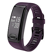 Smart-ArmbandWasserdicht Long Standby Verbrannte Kalorien Schrittzähler Übungs Tabelle Sport Kamera Herzschlagmonitor Distanz Messung