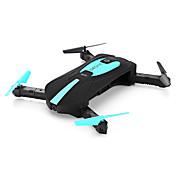 Dron JY018 4 Canales 6 Ejes Con Cámara 2.0MP HD Retorno Con Un Botón Modo De Control Directo Al Revés VueloQuadcopter RC Mando A