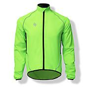 SPAKCT Chaqueta de Ciclismo Hombre Bicicleta Top Secado rápido Resistente al Viento Ligeras Un Color Ciclismo de Montaña Ciclismo de