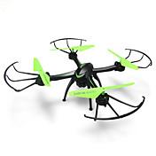 Dron JJRC H98WH Green 4 Canales 6 Ejes Con la cámara de 0,3 MP HD FPV Retorno Con Un Botón Modo De Control Directo Vuelo Invertido De 360