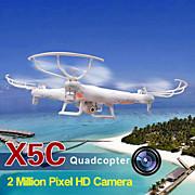 Quadricóptero con cámara HD