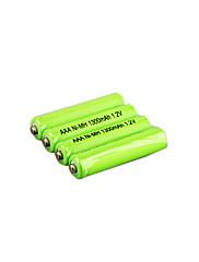 Ni-MH 1.2V 1300mAh dobíjecí baterie (hb036)
