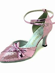 šumivé třpytky / koženka horní sál moderní boty pro ženy více barev