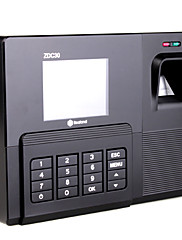 2.8インチの液晶指紋出席usbのフラッシュドライブダウンロード+ USB通信
