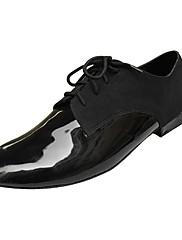 zákaznická Taneční boty koženka horní moderní boty pro muže