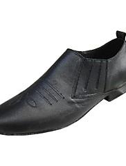 přizpůsobit obuv užitkovosti Dance pravá kůže horní moderní boty pro muže