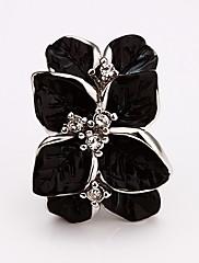 módní náušnice z lehkých slitin motýl