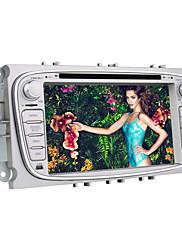 7 palcový auto DVD přehrávač pro Ford Focus mondeo S-MAX (DVB-T, GPS, 3d uživatelské rozhraní, bluetooth, PIP)