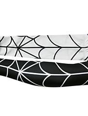 kooplus-pánské 100% polyester kole ochranné pomůcky rameno teplejší (black)