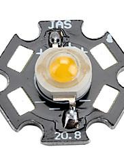 epistar 5000-5500K 5w 360-380lm 700mah bijeli LED žarulja s aluminijske ploče (6-7V)