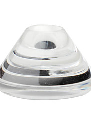 20mm 60 ° Optički staklene leće za svjetiljke, spot svjetla