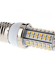 E27 4.5W SMD 80x3528 360-400LM 2700-3200K温白色光LEDのトウモロコシの球根(220-240V)