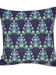Božićno drvce pamuka / lana dekorativne jastuk poklopac