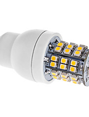 3W GU10 LEDコーン型電球 T 48 SMD 3528 170 lm 温白色 AC 110-130 / 交流220から240 V