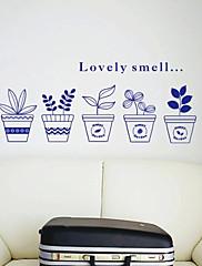 lijep miris cvijeća zidne naljepnice (1985-P53)