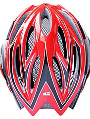 MTBヘルメットサイクリングレインボー設計AjustableのEPS素材アソートカラー(20ベント)