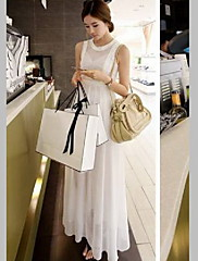 Dámská Elegantní šifónové šaty Maxi