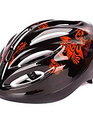MOONキッズオレンジスコーピオンのPC保護スケート/サイクリングヘルメット