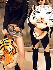 Živé Tiger vzor Nylon Kigurumi Bag