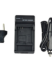 Wall / Auto AHDBT-201/301 baterií Quick Charger a UK / EU zástrčka adaptéru pro GoPro kamery GoPro Hero3 a 3 +