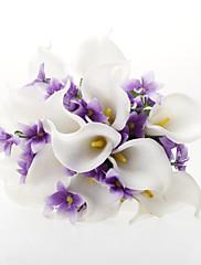 très beau bouquet d'arume et de fleurs maub=ves