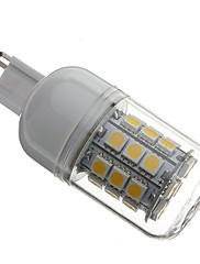 4W G9 LED corn žárovky T 30 SMD 5050 330 lm Teplá bílá AC 110-130 / AC 220-240 V