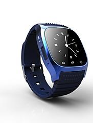 RWATCH Montre intelligente portable m26, le contrôle des médias / des appels mains libres / podomètre / anti-perte pour android / ios