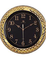 """15.2 """"H Současná Golden Triangle hrany vzor Polyresin Nástěnné hodiny"""